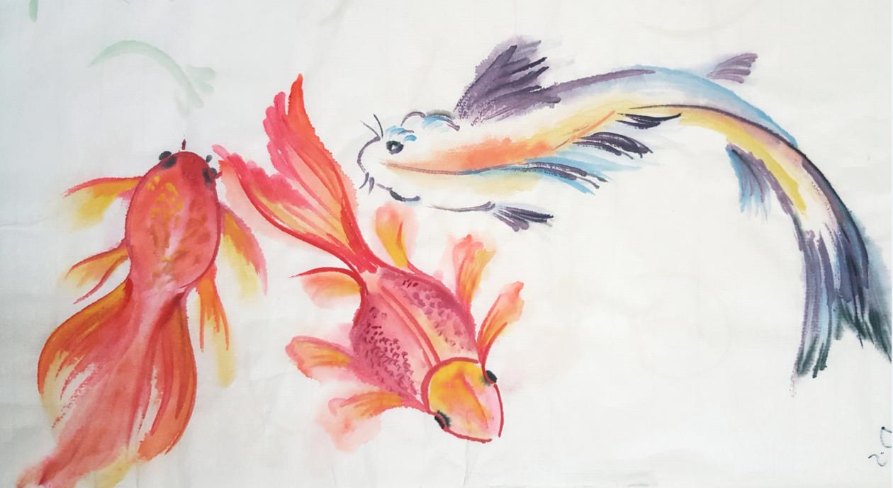 AQUARIUM FISHES, 21 X 29.7cm