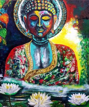 Rejuvenating Buddha