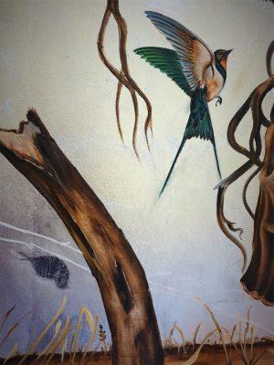 second-bird
